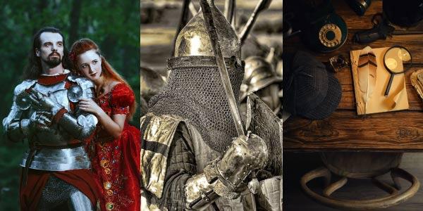 Tipos-de-novela-temas-principais-cavalaria-drama-sentimento-investigação-policial
