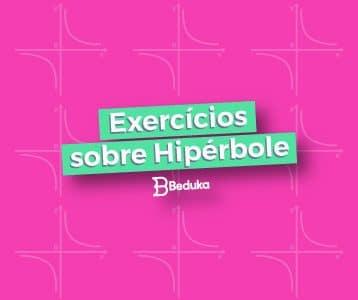 exercícios hipérbole