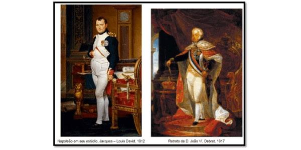 Napoleão e Dom João