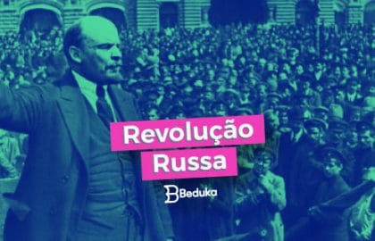 Entenda tudo sobre a Revolução Russa - Antecedentes, causas e consequências!