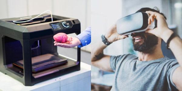 Quarta-revolução-industrial-invenções-da-impressora-3d-e-óculos-de-realidade-virtual