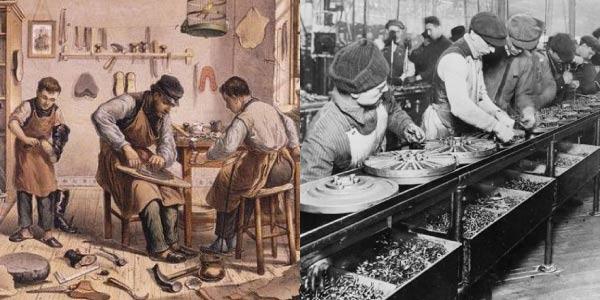 diferença-entre-trabalho-artesanal-e-trabalho-fabril