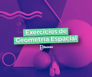 Exercícios de Geometria Espacial