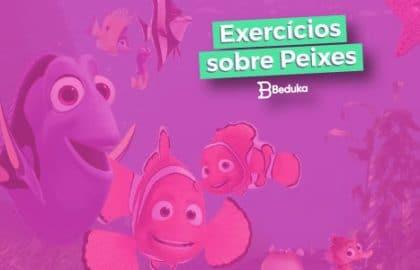 Exercícios sobre Peixes