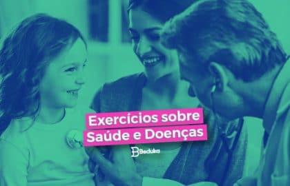 Exercícios de Saúde e Doenças