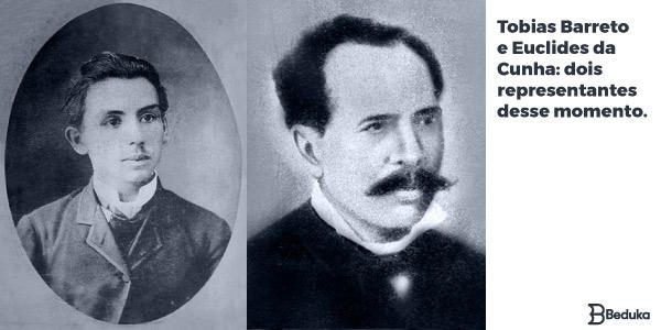 Tobias Barreto e Euclides da Cunha