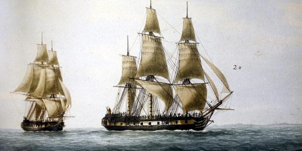 Navios Comerciais Ingleses