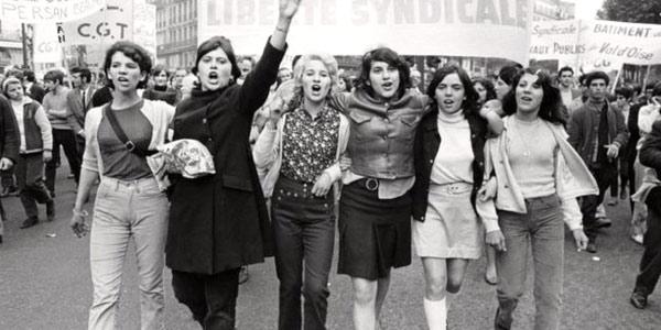Protestos em Maio de 1968