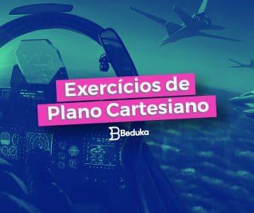 Exercícios de Plano Cartesiano