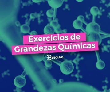 Exercícios de Grandeza Química