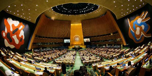 Assembleia da ONU