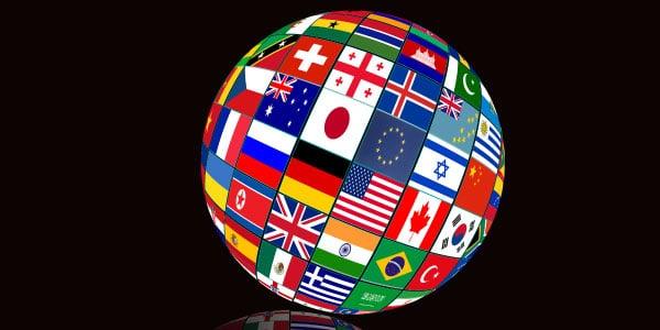 imagem-do-globo-terrestre-com-a-bandeira-de-varios-paises-para-representar-a-nova-ordem-mundial-e-o-globalismo-que-é-diferente-de-globalização