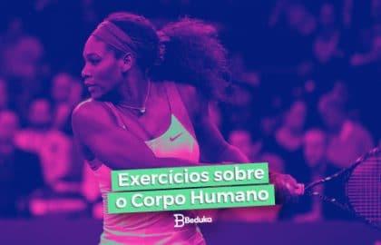 Exercícios sobre o Corpo humano