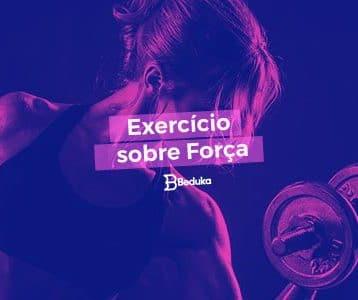 Exercícios sobre Força
