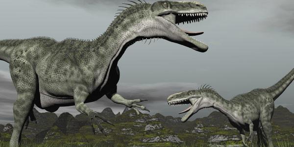 Dinossauros (Eras Geológicas)
