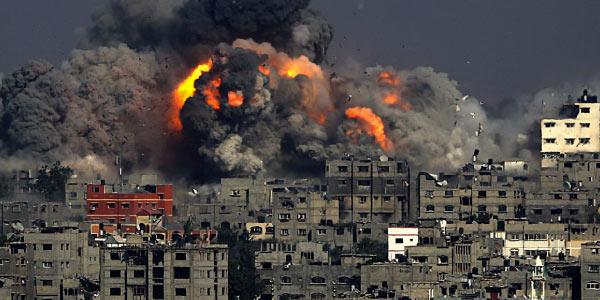 principais-conlfitos-do-oriente-medio-explosao-guerrra-civil-e-bomba-cidade-em-chamas-com-fumaça