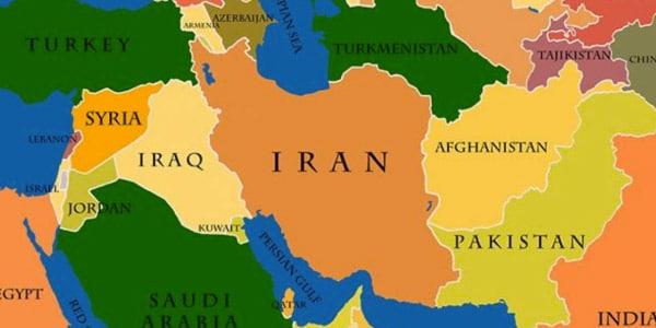 Mapa-do-oriente-medio-e-sua-localizaçao