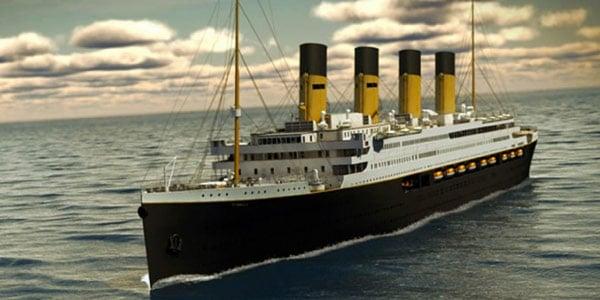 imagem de navio ou cruzeiro navegando sobre o mar, flutuando e boiando