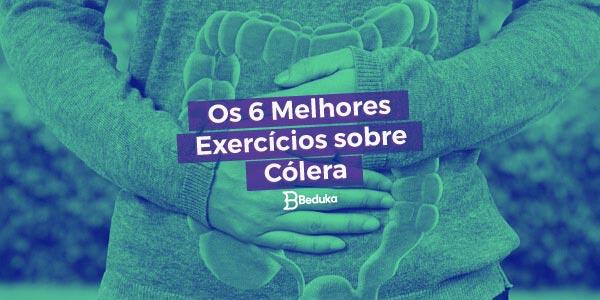 Exercícios sobre Cólera