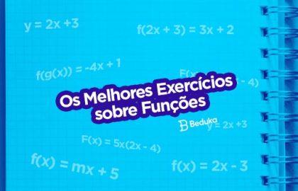 Exercícios sobre Funções