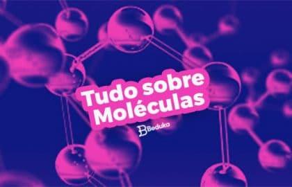 Tudo o que você precisa para entender o mundo das Moléculas!