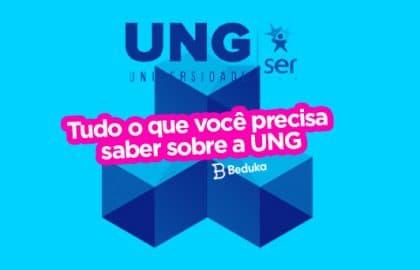 Como é a UNG Descubra os cursos, bolsas e diferenciais!