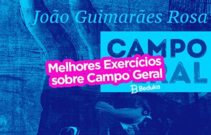 Exercícios sobre Campo Geral