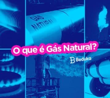 O que é Gás Natural de onde vem, para quê serve, vantagens e desvantagens!