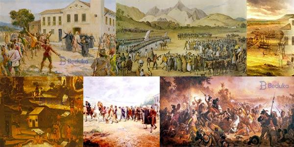 contexto historico das revoltas nativistas