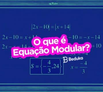O que é Equação Modular?