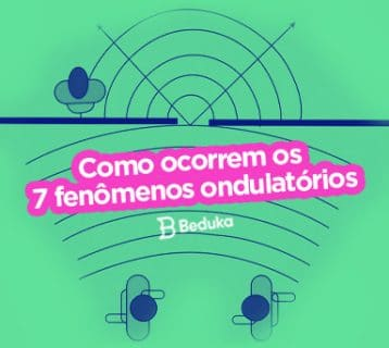 Entenda como são os 7 Fenômenos Ondulatórios!