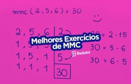 Exercícios de MMC
