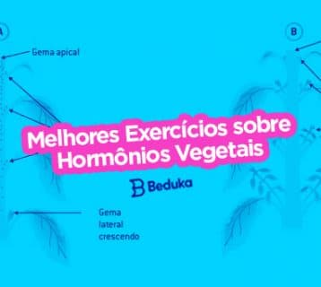 Exercícios sobre Hormônios Vegetais
