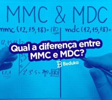 Qual a diferença entre MMC e MDC Descubra quando e como calcular!